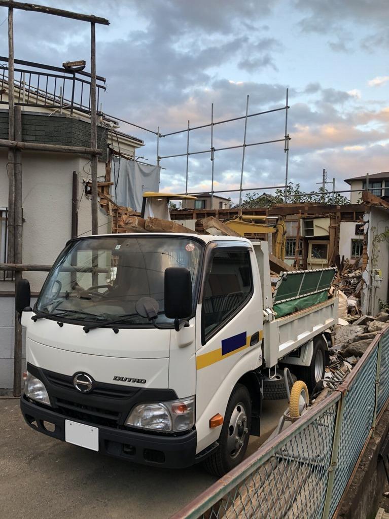 解体工事 大阪 求人