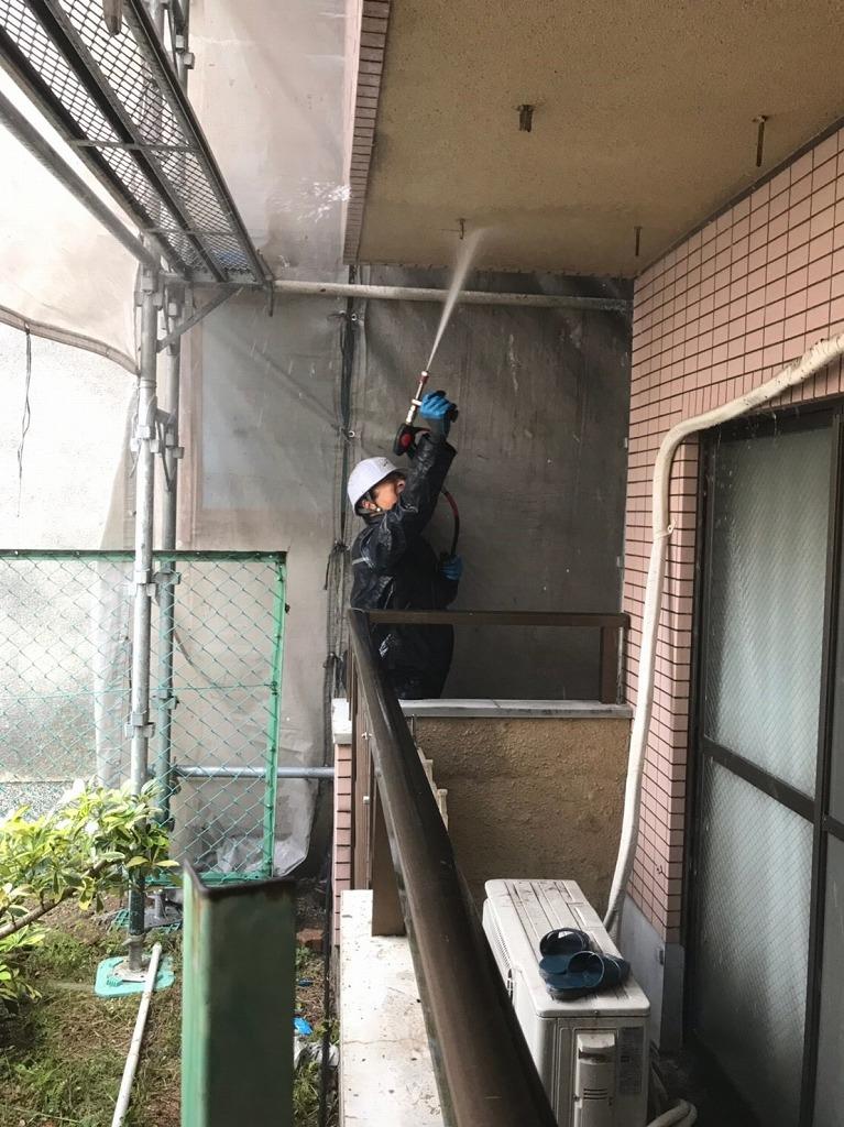 外壁洗浄 大阪 塗装