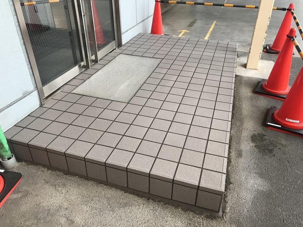 床タイル工事 大阪 リフォーム