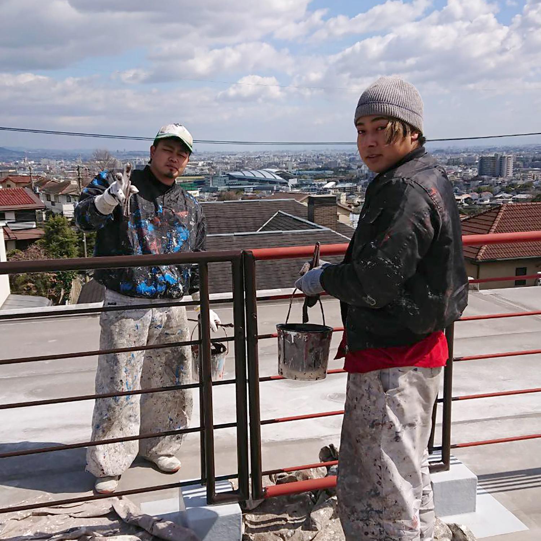 塗装 防水 求人 大阪